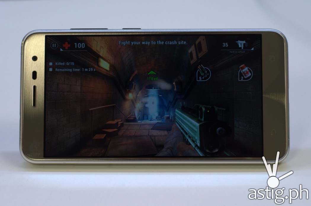 ASUS ZenFone 3 gaming - Unkilled