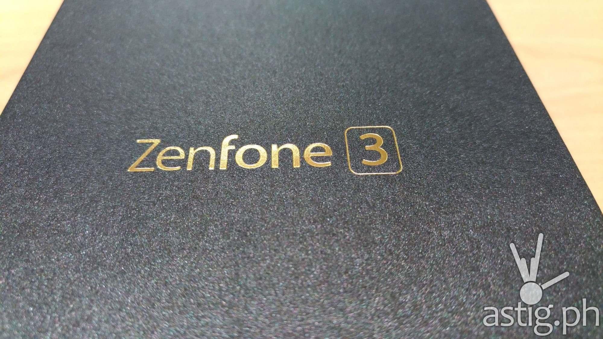 Artificial light Auto - ASUS ZenFone 3