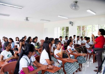 Philam Paaralan: Education for the underserved communities