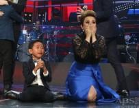 Joshua Oliveros is 'The Voice Kids' grand champion