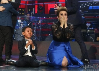 Joshua Oliveros is 'The Voice Kids' grand champion