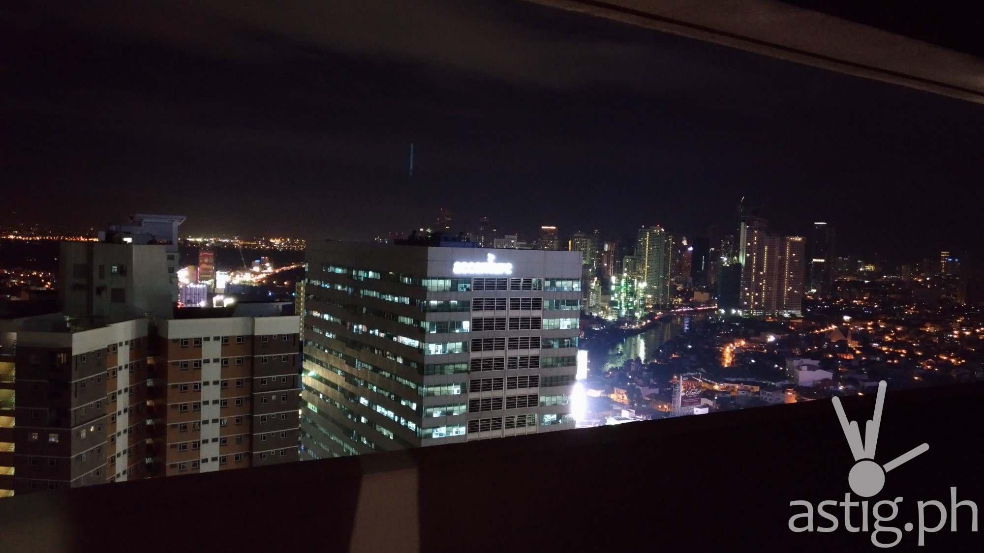 Night shot Auto - ASUS ZenFone 3