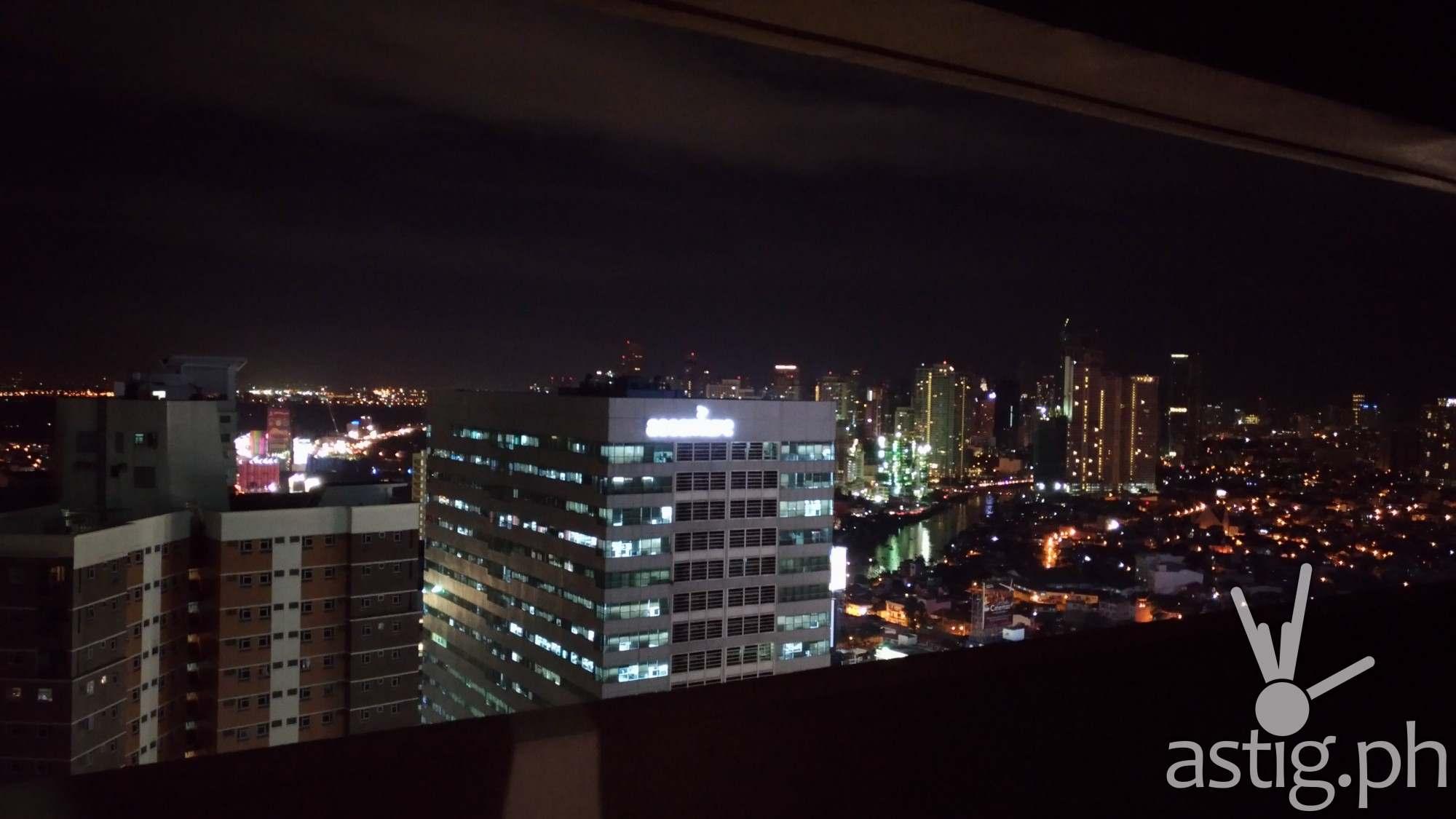 Night shot HDR - ASUS ZenFone 3