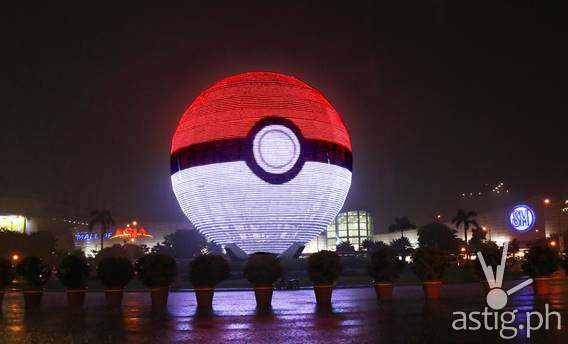 Pokemon GO Philippines lure party Mall of Asia (1)
