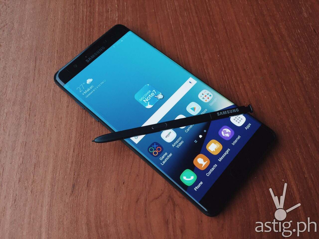 Samsung Galaxy Note 7 Philippines