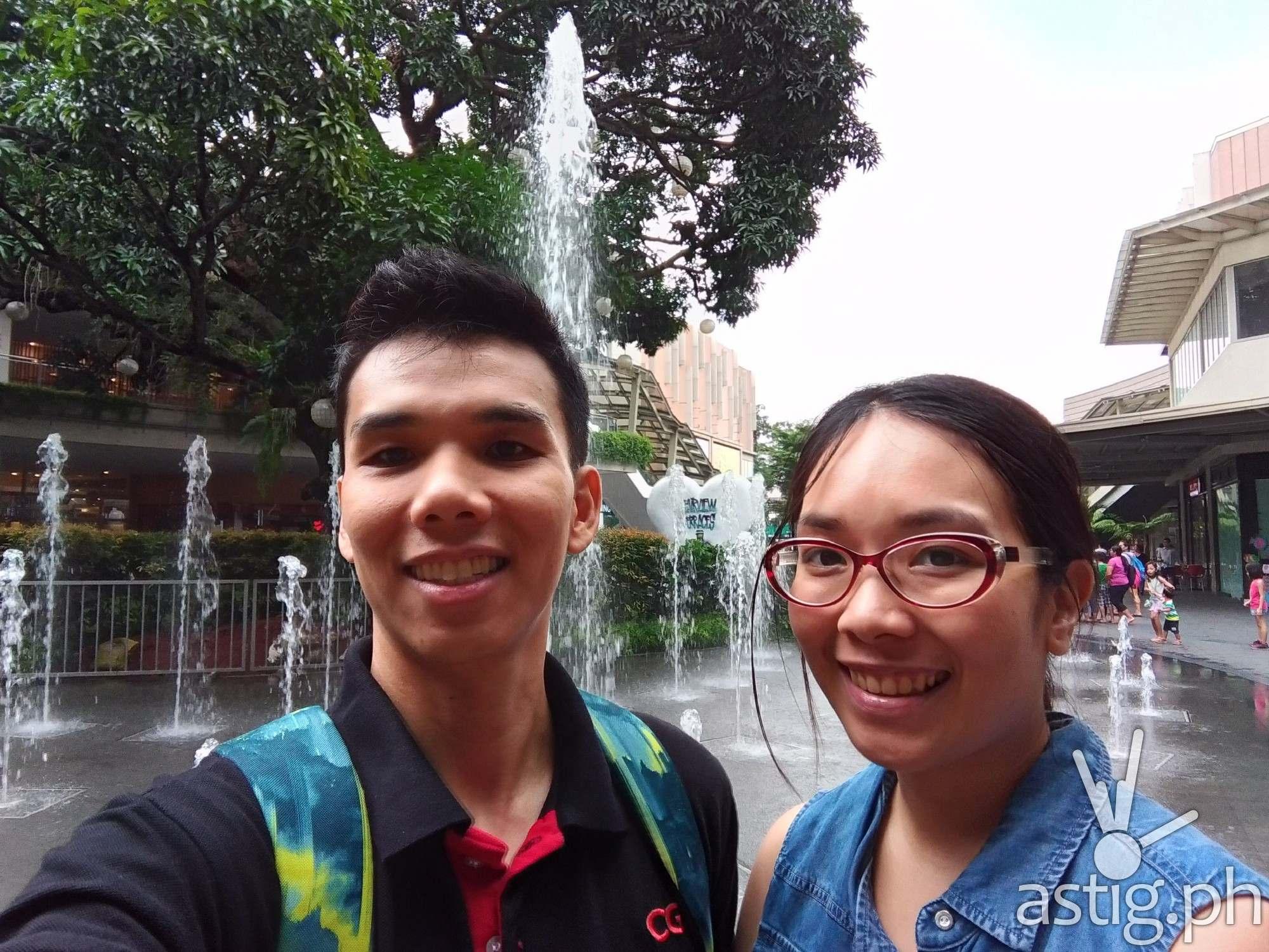 Selfie HDR - ASUS ZenFone 3
