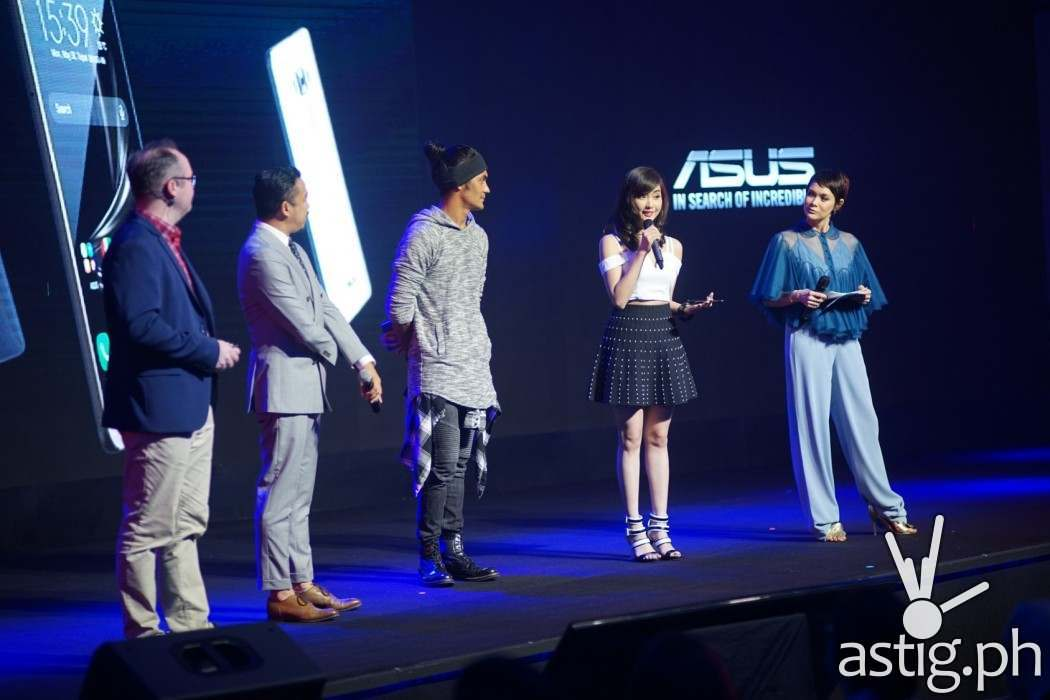 Cosplay queen, Alodia Gosiengfiao shares her insights on why the new Zenfone 3 is the perfect smartphone for gaming, photography and overall entertainment