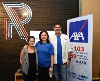 AXA encourages Filipinos to #FailProofYourHealth