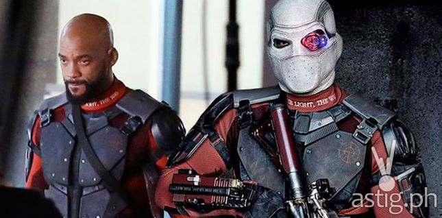 Suicide Squad:  Bad meets evil  - Deadshot