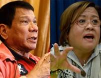 Duterte accuses Sen. de Lima 'immoral', 'adulterer'