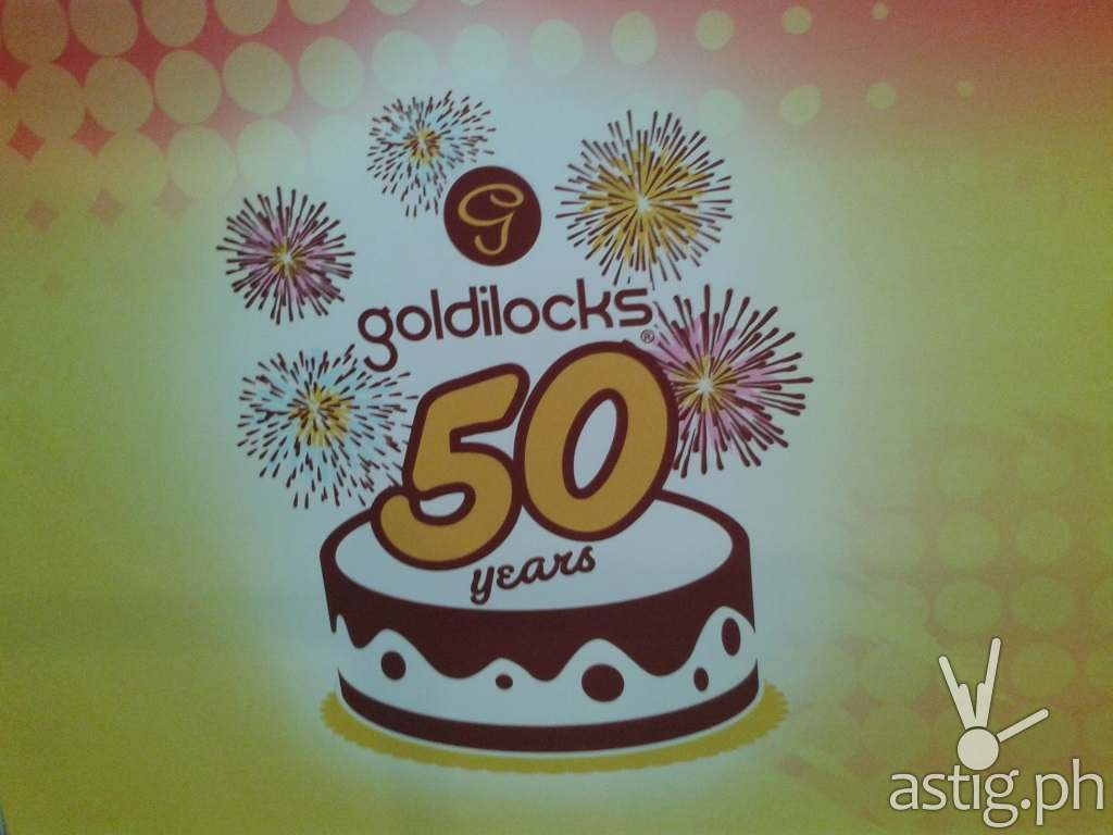 goldilocks logo 50