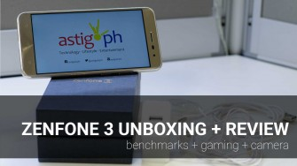 ASUS ZenFone 3 review: unboxing + hands-on first impressions [video]