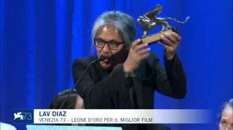"""Ang Babaeng Humayo"" wins Best Film at 73rd Venice Film Festival"