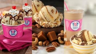 Baskin-Robbins BGC grand opening promo: only P31 per scoop