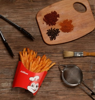 Jolly Crispy Fries BBQ flavor now available