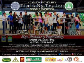 L.R.T. (Love, Respect, Trust): Mga Kwento ng Paghihintay by Tinik Ng Teatro