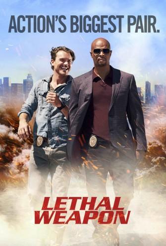 TV Remake of 'Lethal Weapon' Starts Airing Tonight on Warner TV