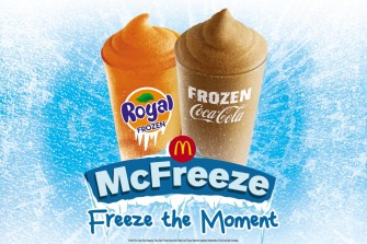 McFreeze rolls out nationwide