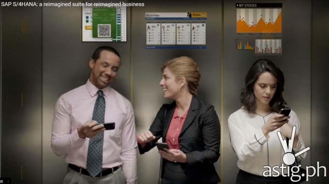 SAP HANA S4 enterprise cloud solution