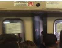 WATCH: Viral MRT train door closes extremely