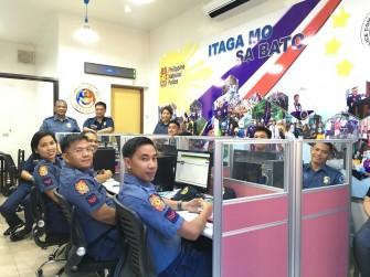 Text Bato: 24/7 PNP Hotline goes live