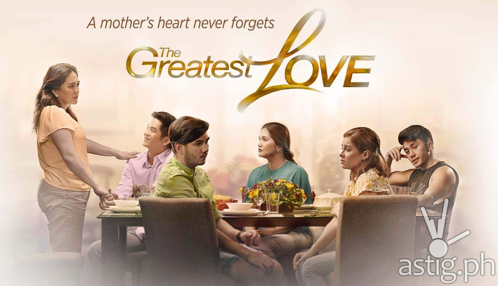The Greatest Love -- A mother's heart never forgets