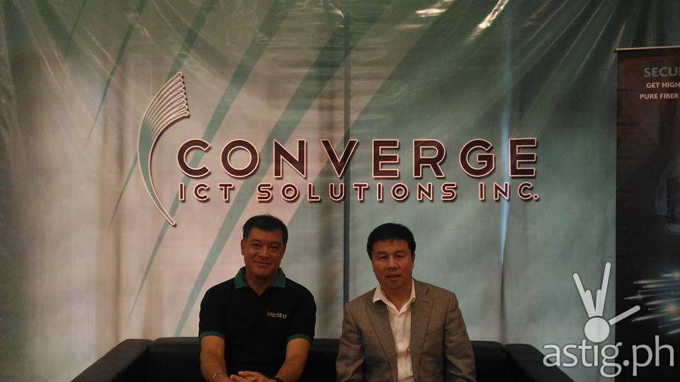 """Access to the Internet has accelerated recently as we are now amid digitalization,"" said Dennis Anthony Uy, Converge ICT President and CEO. ""That is why we are leveraging on the power of pure fiber technology so that all our clients can enjoy the full potentials of having an efficient and reliable connectivity."""