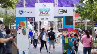 Globe Telecom and Turner Asia Pacific enhance Cartoon Network Watch And Play