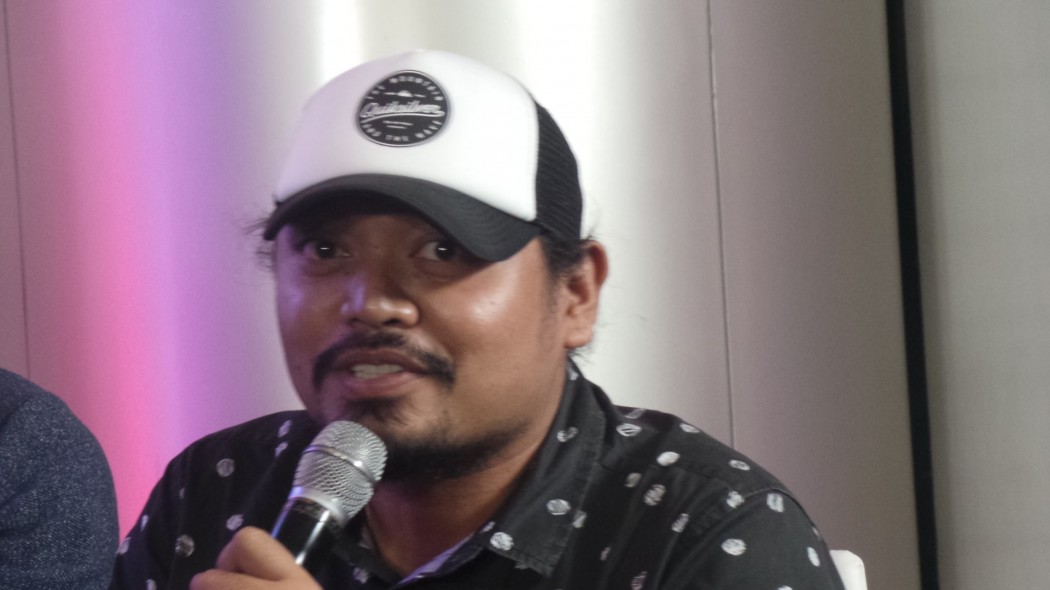 Director Dan Villegas
