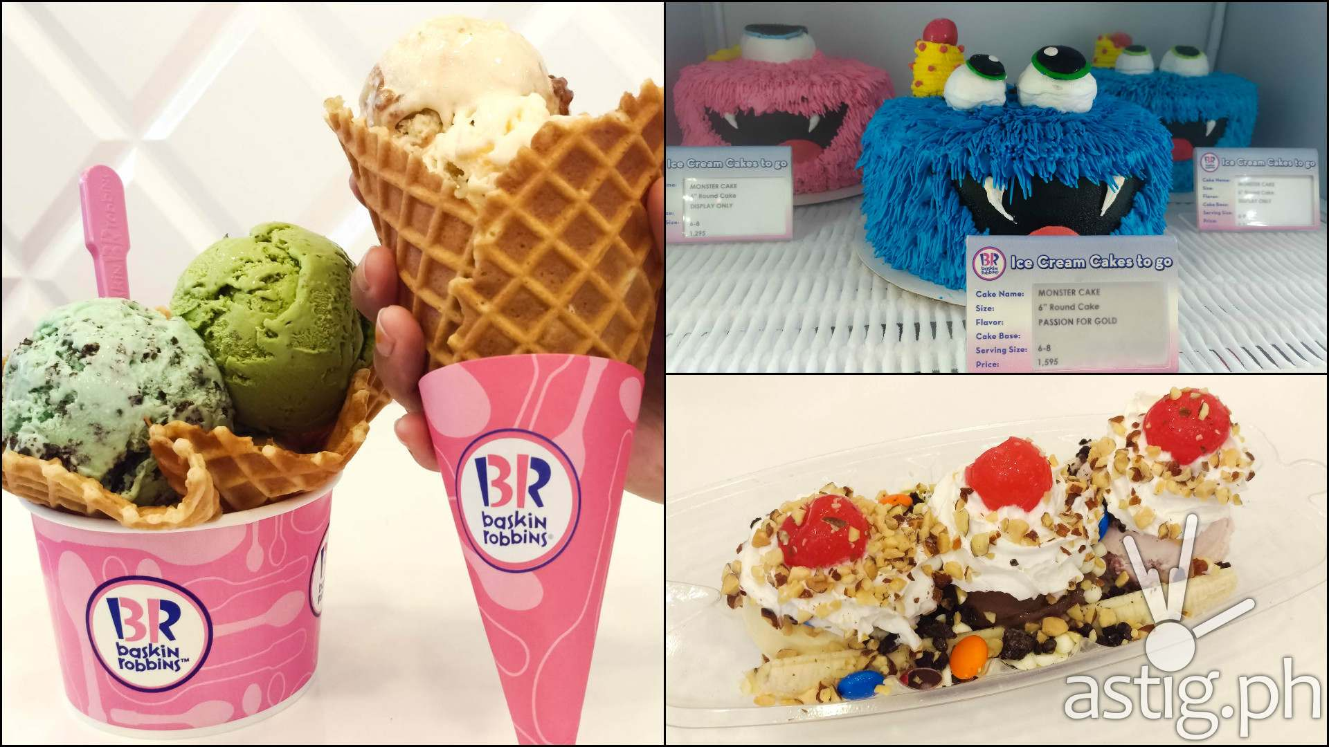Baskin Robbins BGC opening 3 reasons