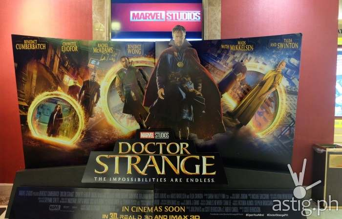 Doctor Strange movie premiere by PMCM Events