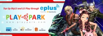 Use ePLUS PlayPark for online purchase