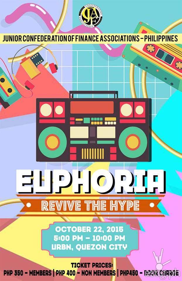 JCFAP Euphoria 2016