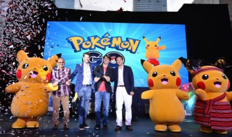 This is what happened when Pokémon Go creator Niantic visited the Philippines