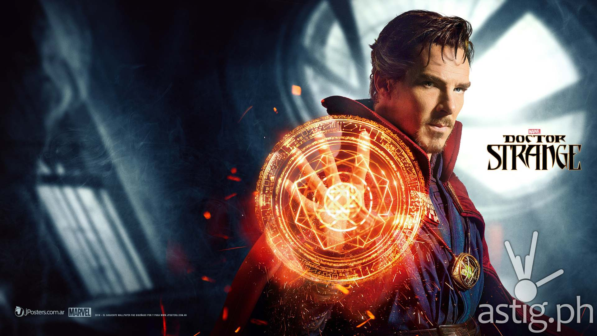 doctor strange movie wallpaper