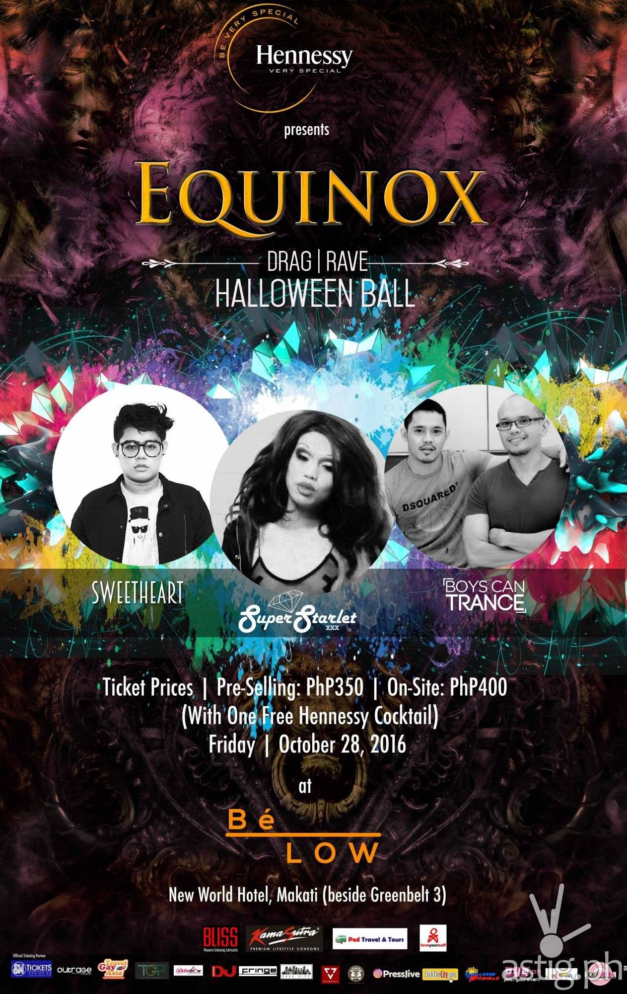 equinox poster