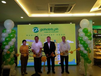 Go Hotels Manila Airport Road now open