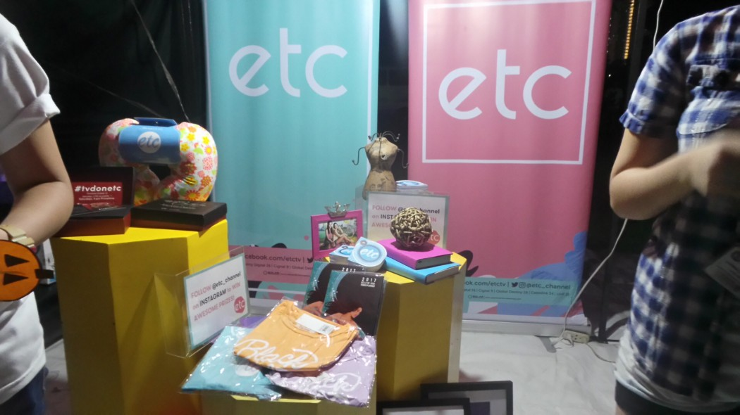 ETC Booth