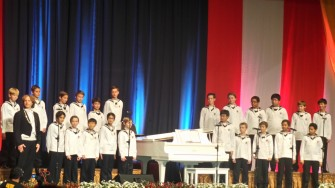 Vienna Boys Choir Live in Manila 2016