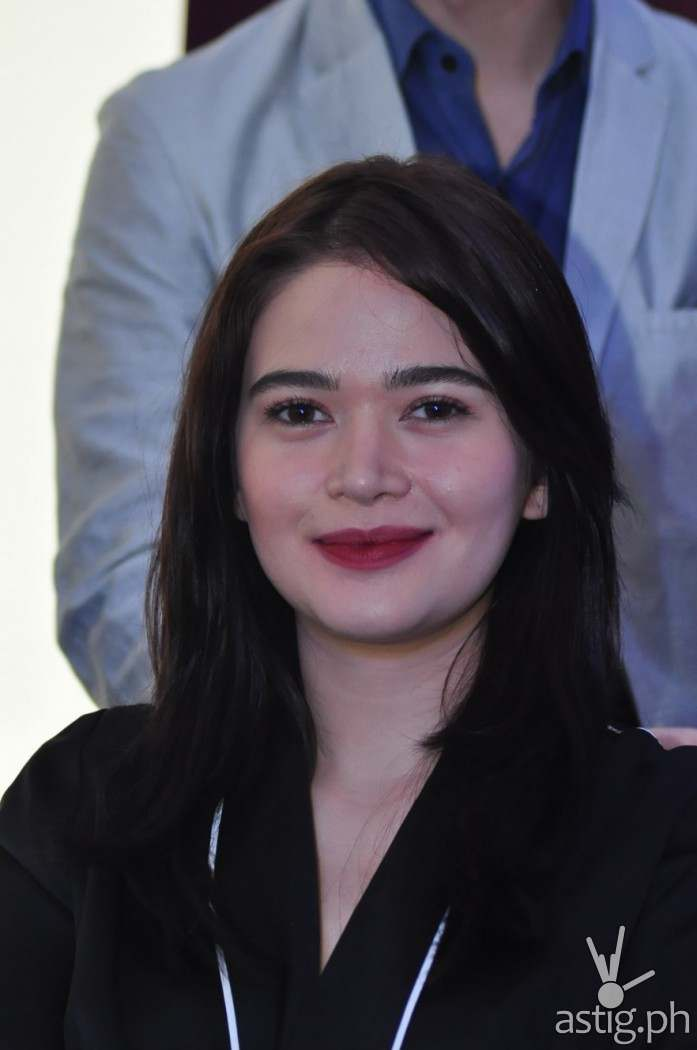 Bela Padilla as Pam who is Journalist in the series