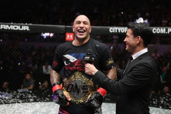 Brandon Vera all set for third heavyweight title against undefeated Hideki Sekine in Manila