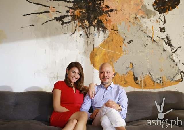 Juana and Rick Yupangco