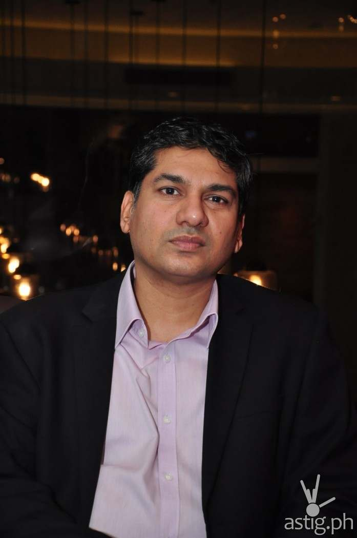 Krishnan Rajagopalan Co Founder and Chief Content Officer  HOOQ 2
