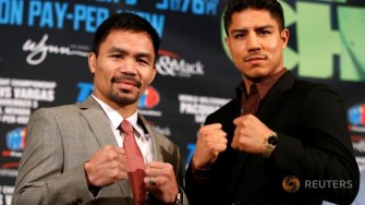 Manny Pacquiao vs Jessie Vargas to air on Solar Sports