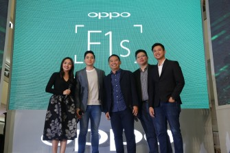 Oppo F1s Limited now available for Php 12,990