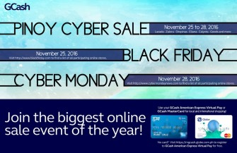 Philippine Cyber Sale: the country's version of Black Friday and Cyber Monday