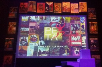 PETA launches exciting line up for 50th year
