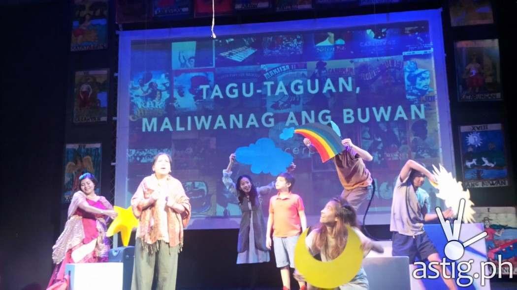 Tagu-Taguan, Maliwanag Ang Buwan