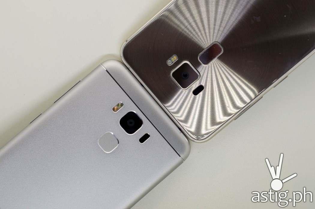ASUS Zenfone 3 Max 5.5 vs ASUS Zenfone 3 5.5