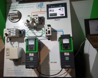 Schneider Electric showcases power management solutions